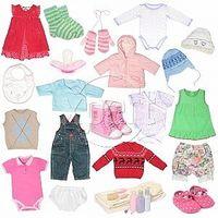 Cómo comprar ropa al por mayor del bebé