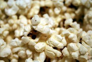 Instrucciones para el Presto Microondas palomitas de maíz