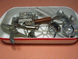 Lista de los elementos imprescindibles para una nueva cocina