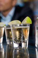 ¿Cuál es la más alta a prueba de tequila?