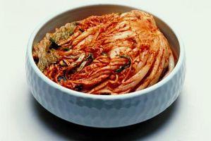 Tipos de chile rojo coreano Pega