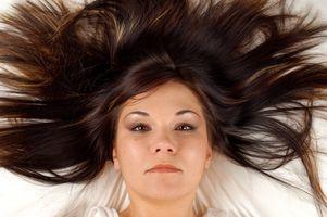 Cómo quitar las extensiones de pelo de longitud Gran