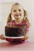 Cómo poner un diseño en una torta