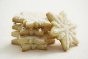 Las mejores recetas de galletas para enviar por correo