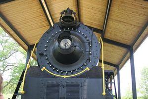 Vacaciones de ferrocarril en el oeste de Estados Unidos