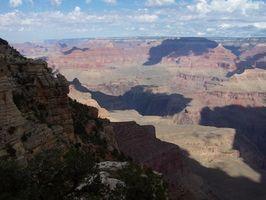Gran Cañón excursiones desde hoteles de Las Vegas