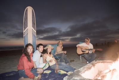 Playas con barbacoa Pits zona de San Diego
