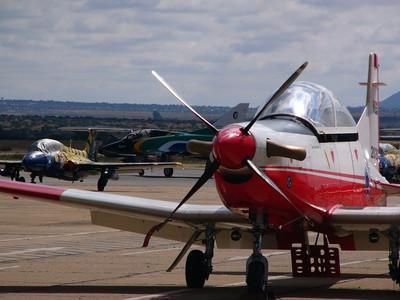 Tipos de aviones privados
