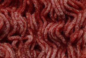 Usted puede Volver a congelar parcialmente descongelada hamburguesa de carne de vaca?