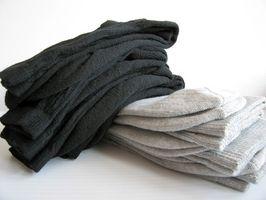 ¿Cómo son los calcetines eléctricos hecho?