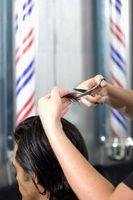 Peinado y técnicas de corte para los hombres