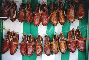 ¿Cómo deshacerse del olor en los zapatos de cuero