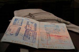 Cómo obtener una visa de residente en España