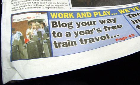 Cómo ser un blogger de viajes y consigue cosas gratis