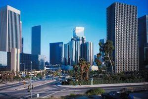 Los Ángeles Tiempo en Octubre y Noviembre