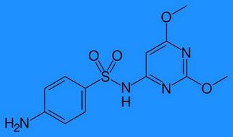 Efectos secundarios sulfadimethoxine