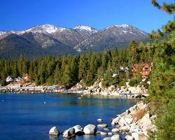 Lake Tahoe, Nevada Sightseeing