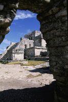 Cómo visitar las ruinas mayas cerca de Cancún