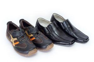 Cómo seleccionar los zapatos para llevar con un traje de hombre