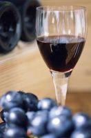 Forma de guardar vinagre de vino tinto después de abrir