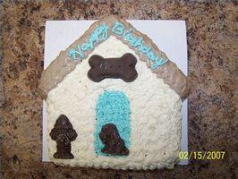 Cómo hacer un pastel de Casa
