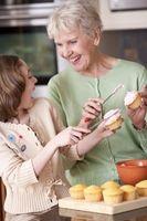 Cómo hacer magdalenas Gran rana para los niños!