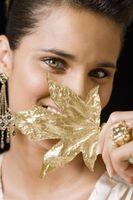 Cómo decirle a un anillo de oro falso