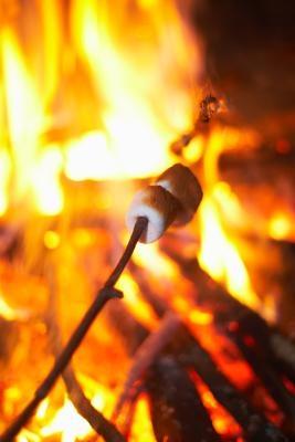 Alimentos que pueden cocinarse en el fuego directo