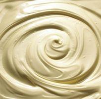 Cómo sabor a chocolate blanco como el caramelo