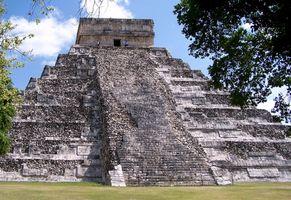 Recorridos por las ruinas de Cancún, México