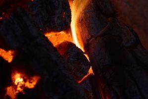 Vs. eléctrica Fumador del carbón de leña