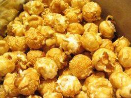 Cómo hacer caramelo de maíz sin jarabe de maíz