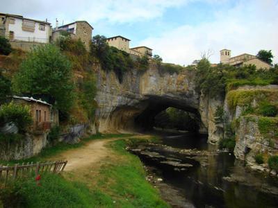 Tipos de puentes naturales