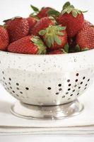 Lo Especias Ir con las fresas?