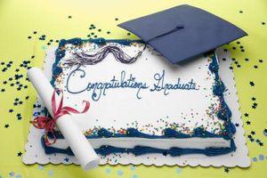 Decoraciones individuales torta acodada