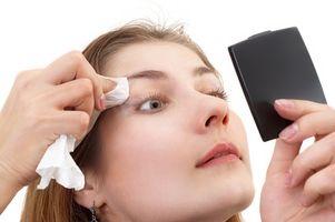 Efectos adversos de aceite mineral Desmaquillante Ojos