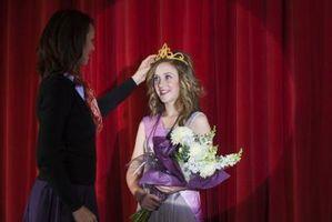 Cómo entrar en los concursos de belleza para adolescentes
