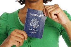 Cómo proteger una foto del pasaporte a la Aplicación