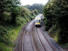 Cuando está apagado pico viajes en tren?