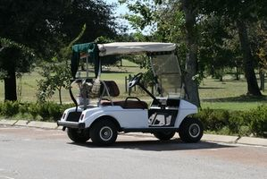 Ocean Lakes carro de golf Reglas