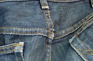 ¿Cuáles son los diferentes tipos de lavado de dril de algodón?