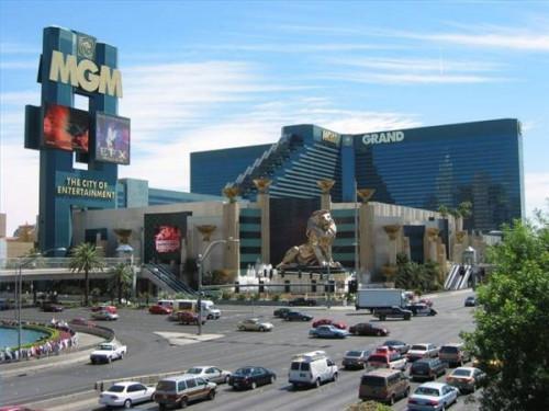 La historia del MGM Grand Hotel en Las Vegas