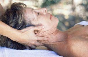 Los medios naturales para deshacerse de la flacidez de la piel del cuello