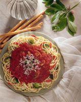 Cómo hacer la salsa para pasta con tomates frescos
