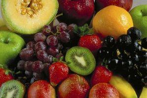 Cómo comprar fruta a granel