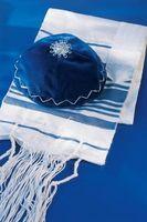 Cómo lavarse las mantón de rezo