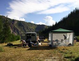 Campamentos privados en Georgia