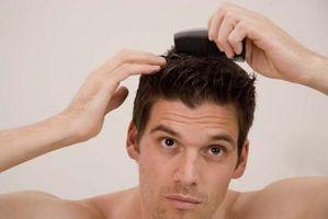 Hidratante dejar-en acondicionadores para cabello fino para los hombres