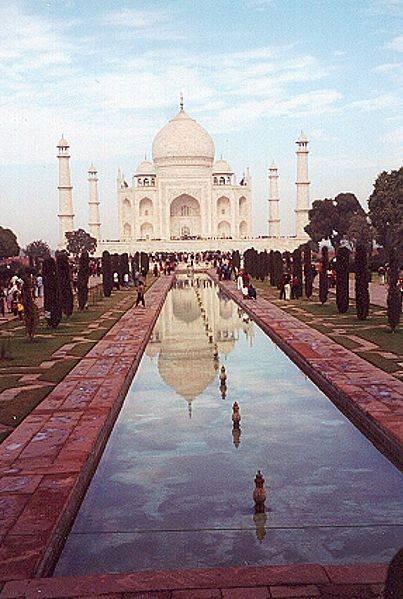 Cómo viajar a la India Luz