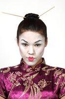 Cómo hacer que los ojos asiáticos para Disfraces